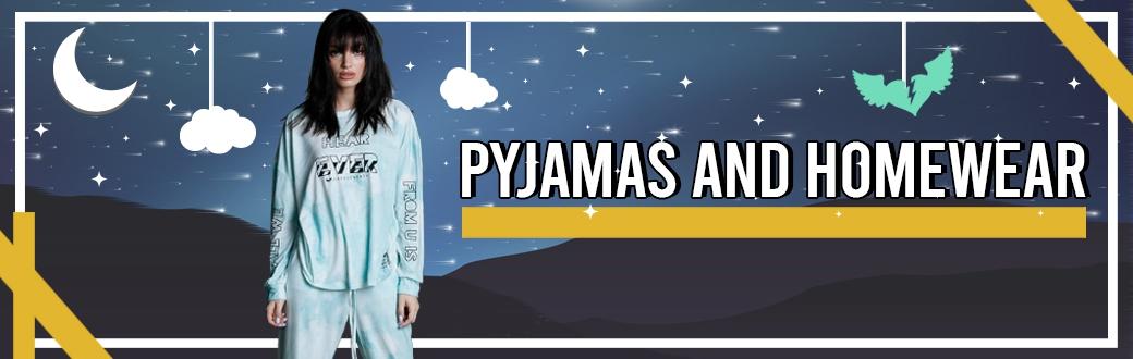 Pyjamas And Homewear