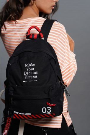 Black Backpack DREAMS