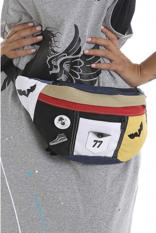 Waist Pouch Designed Bag 77