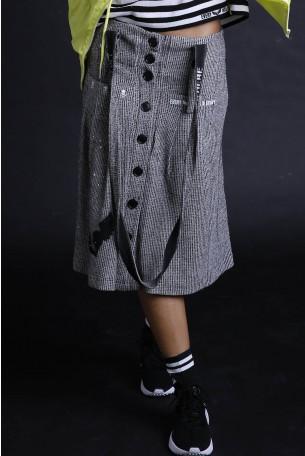 Gray Skirt STORY