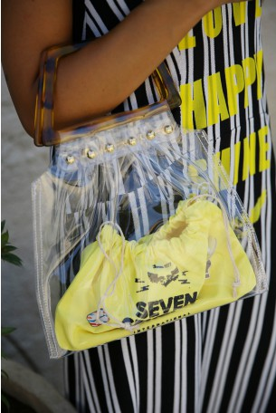 Yellow Hand Bag MOTION