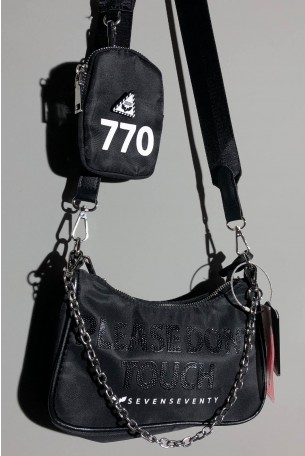 Black Small Bag  TOUCH