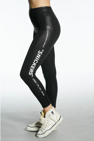 Bright Black Leggings ERROR