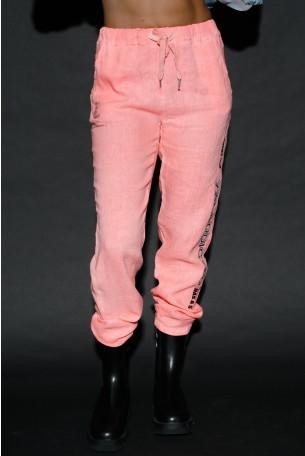 Designed Koral Linen Pants ADDICTED