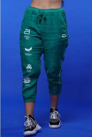 Designed Linen Pants MAXIMUM