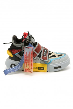High Top Multicolor Sneakers EDITION