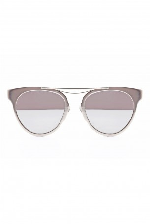 Designed Silver Frame Sunglasses  LOVE