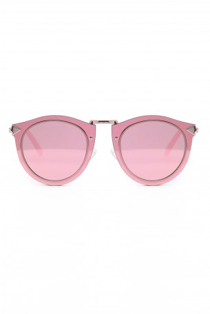 Designed Pink Colors Sunglasses  ROSE