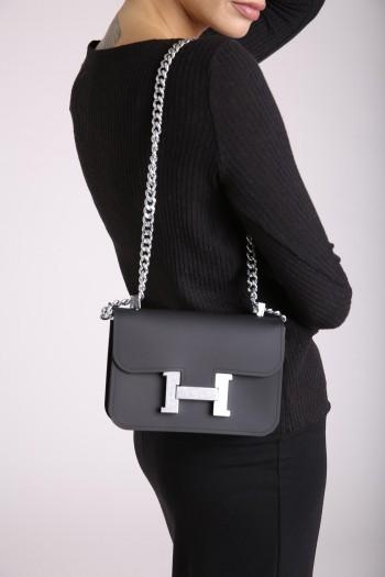 Cross Body Black Bag GLAM