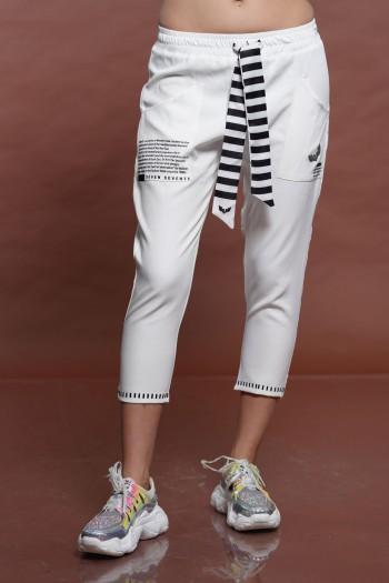 White Pants SEVEN