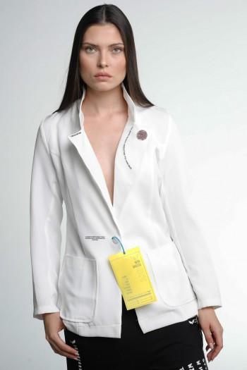 White Blazer Jacket LIMITED