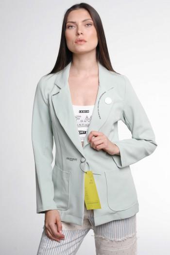 Mint Green Blazer Jacket LIMITED
