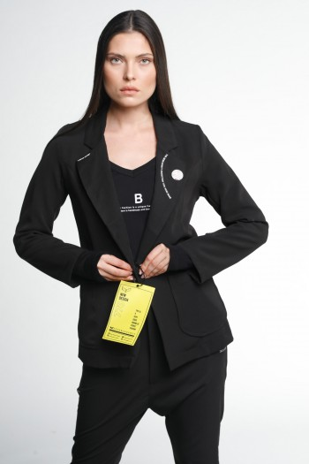 Black  Blazer Jacket LIMITED