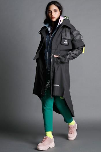 Unique Black Designed Long Coat LEGENDARY