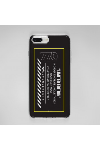 Black Phone Case LIMITED EDITION