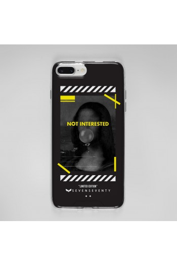 Black Phone Case MONA