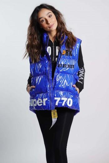 Blue Vest SUPER770