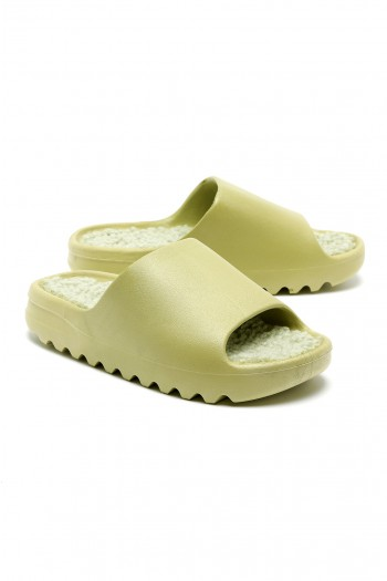 Mint Green Color Designed Slides SLIDES