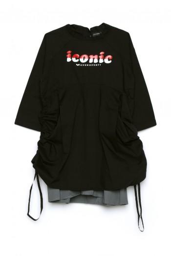 Black  Girls Light  Cotton Dress ICONIC