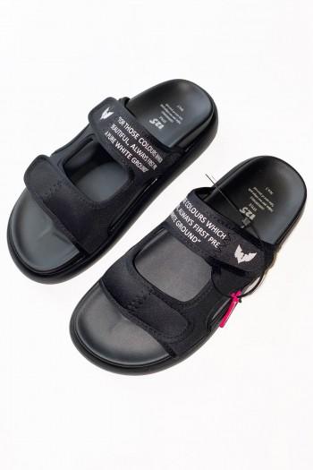 Black Color Designed Slides SEVENTY