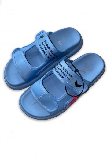 Light Blue Color Designed Slides SEVENTY