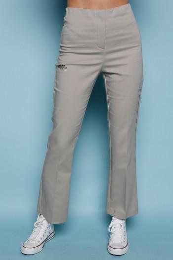 Beige Elegant Pants LIMITED